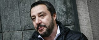 Dl Sicurezza bis, Salvini mette in discussione l'idea stessa di umanità