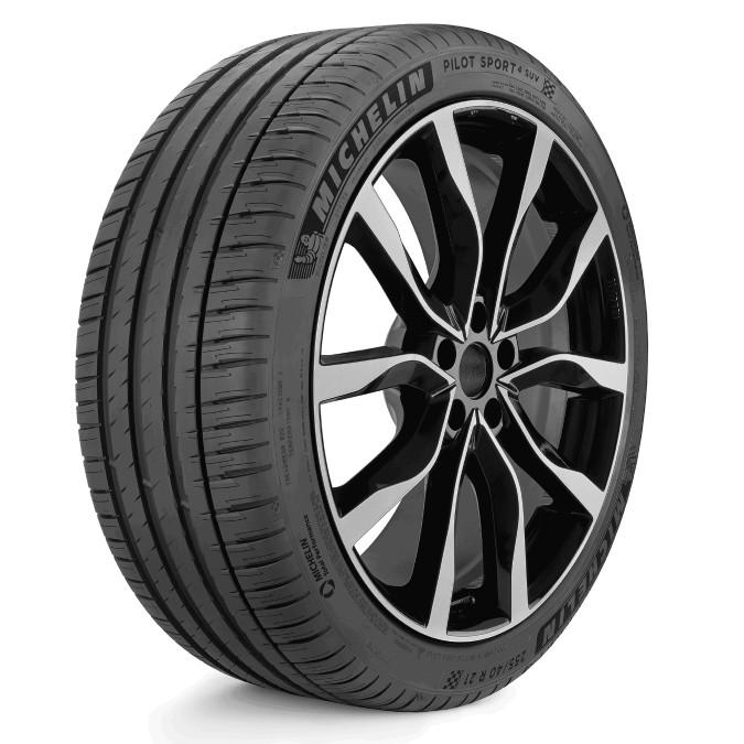Michelin Pilot Sport 4SUV, la gomma specifica per sport utility