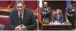 """Taglio parlamentari, il deputato difende le minoranze in dialetto friuliano. Fico lo richiama: """"Deve parlare in italiano"""""""