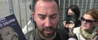 """Salone del Libro, Polacchi (Altaforte) """"Censura e attacco a Salvini. Io fascista? Non rispondo più"""""""