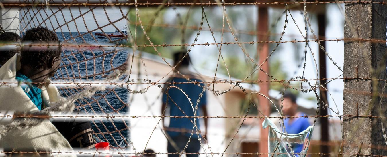 Carceri senza nido e con le blatte, celle di 2 metri o inagibili. Ma anche le strutture di cura e le navi. I luoghi dei diritti violati