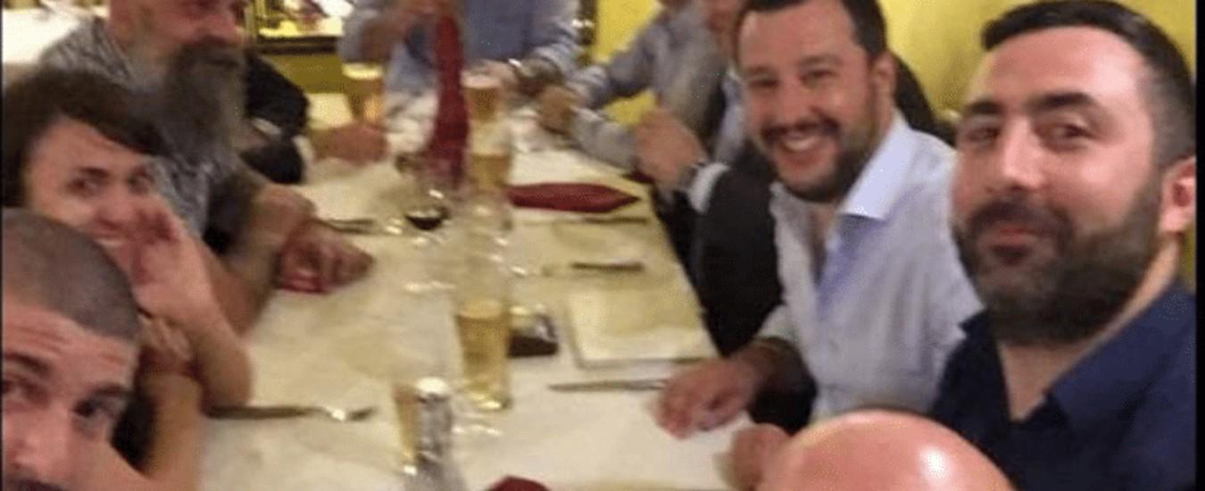 Casal Bruciato, quello di Casapound e Salvini è un mondo alla rovescia