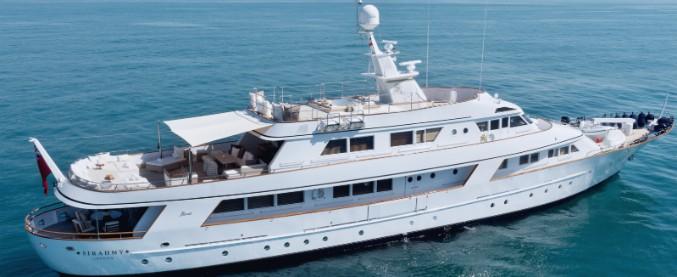 """Marco De Benedetti, pignorato lo yacht da 43 metri: """"Non ha pagato i lavori di manutenzione"""""""