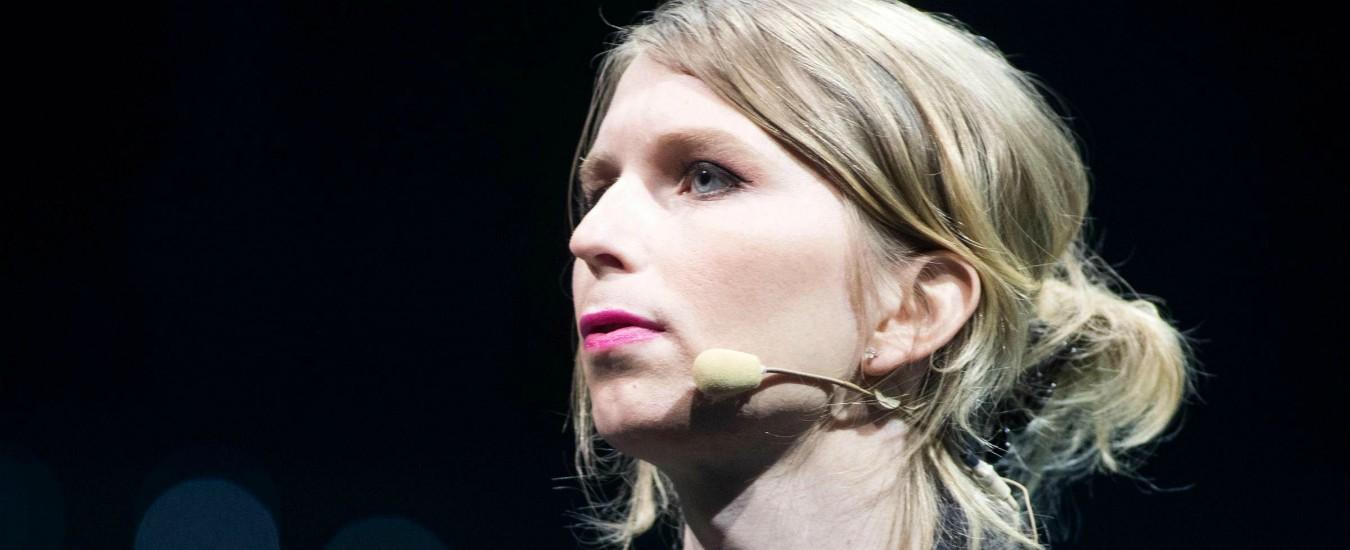 Chelsea Manning, l'ex talpa di Wikileaks esce dal carcere dopo 62 giorni