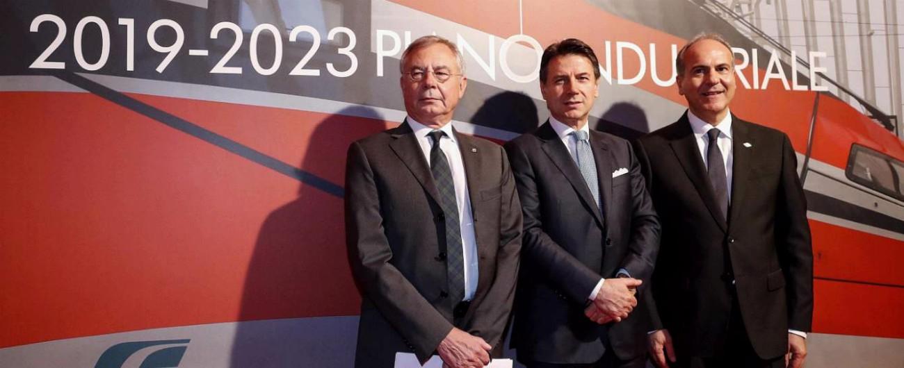 """Ferrovie, nel piano al 2023 investimenti per 58 miliardi: """"Spinta al pil di 0,7-0,9% l'anno"""". Nessun riferimento ad Alitalia"""