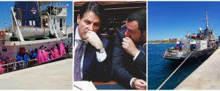 """Migranti, la Mare Jonio con 30 a bordo è a Lampedusa. Ong: """"Sotto sequestro"""". Conte: """"Persone vengono fatte scendere"""""""
