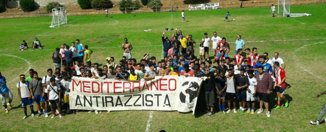 Migranti, a Palermo il Mediterraneo antirazzista: sport per inclusione sociale