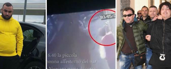 Napoli, fermato con il fratello l'uomo che ha sparato alla piccola Noemi per errore. La bambina si è svegliata e respira