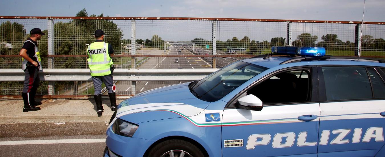 Modena, uomo trovato morto in un'area di sosta in autostrada: ipotesi di omicidio