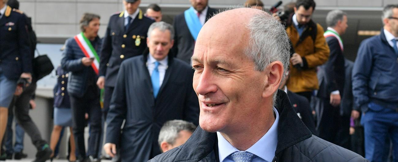 """Il capo della Polizia Gabrielli: """"Da Saviano accuse ingiuste e ingenerose. Segnali inquietanti su razzismo e xenofobia"""""""
