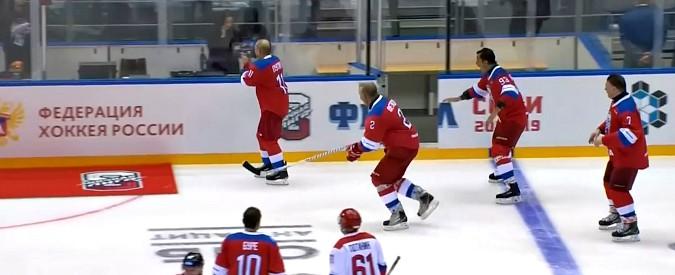 Schizzi piani di allenamento di hockey