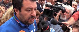 """Decreto sicurezza bis, Salvini: """"Per me può andare in cdm anche settimana prossima. Già inoltrato ai ministeri"""""""
