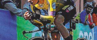 Buona la prima: è subito duello tra lo sloveno e Squalo Nibali
