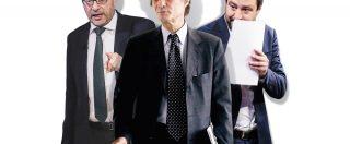 """Sul Fatto del 12 Maggio: Ufficio Raccomandazioni Lega. Il fido di Salvini, le richieste a Giorgetti, la giunta Fontana dettata da """"Jurassic Park"""""""
