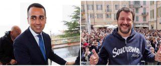 """Europee, Di Maio: """"Scelta tra M5s e chi si tiene indagati per corruzione. Conflitto d'interessi nel contratto, Salvini sia leale"""""""