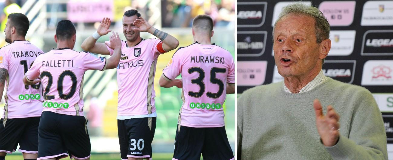 Serie B, Palermo retrocesso in C per irregolarità gestionali nell'era Zamparini. Niente play out: anche Foggia in 3° serie
