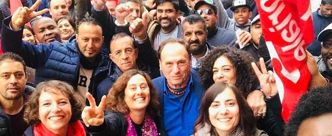 """Modena, leader nazionale del sindacato Si Cobas assolto dall'accusa di estorsione: """"Cade castello di carta"""""""