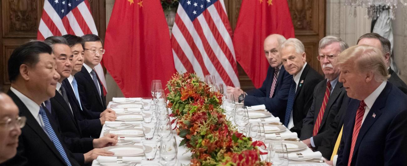 """Dazi Usa-Cina, Pechino alza tasse sui beni americani per 60 miliardi. Giù i titoli di Boeing e Apple. Trump: """"Peggio per voi"""""""