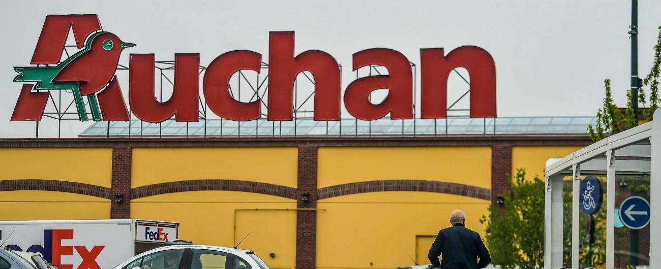 Conad compra i supermercati Auchan e Simply. 'Operazione da 1 miliardo di euro'