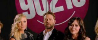 """Beverly Hills 90210, il cast riunito nel primo teaser trailer: Brenda, Brandon e gli altri sono diventati """"grandi"""""""