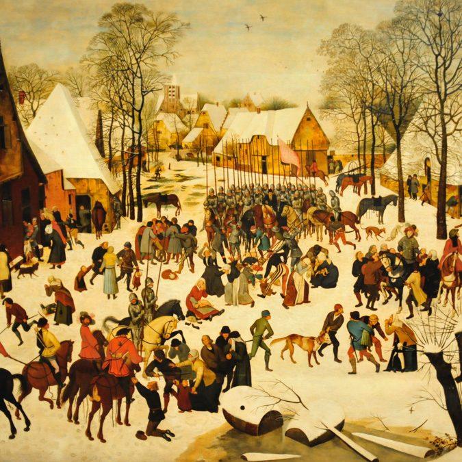 Week end: Bruxelles, e un po' di Fiandre, con la scusa di Bruegel
