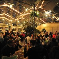 Il ristorante pop-up Plein Publiek