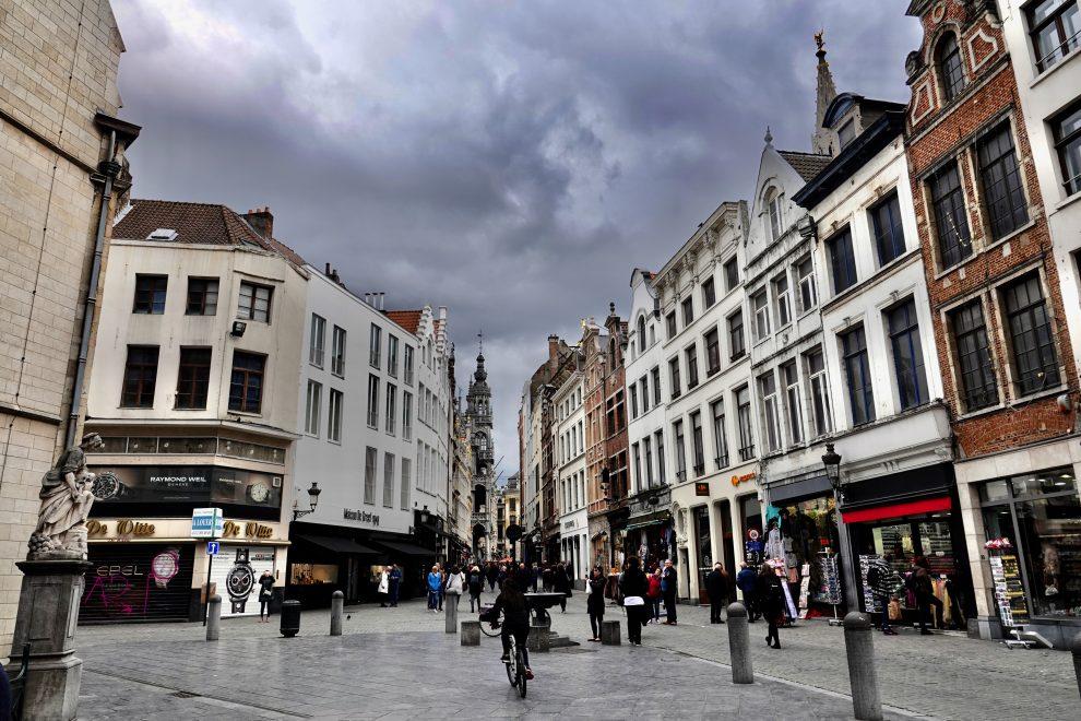 Bruxelles, il centro storico