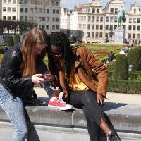 Bruxelles città multietnica