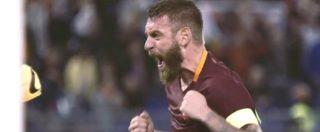 Daniele De Rossi lascia la Roma, l'omaggio della società in un video tributo che ripercorre la carriera del capitano