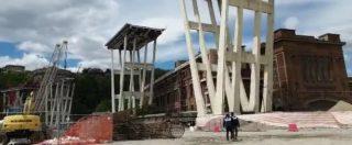 Ponte Morandi, gli agenti della Dia nel cantiere: interdittiva antimafia all'azienda ritenuta legata alla Camorra