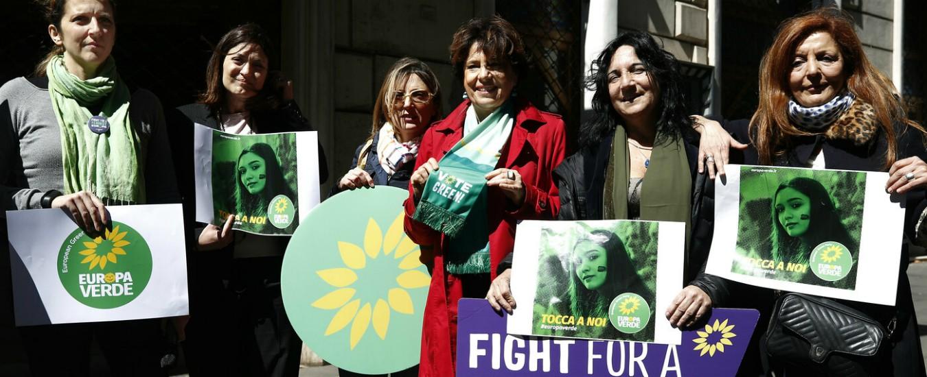 Europee, perché la Rai ostracizza Europa Verde? A noi il bavaglio non lo mette nessuno!