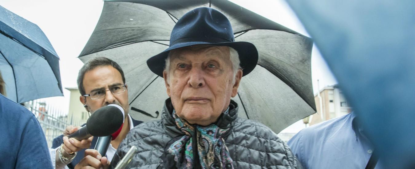 Milano, è morto Gianluigi Gabetti, lo storico manager della Fiat e braccio destro di Gianni Agnelli