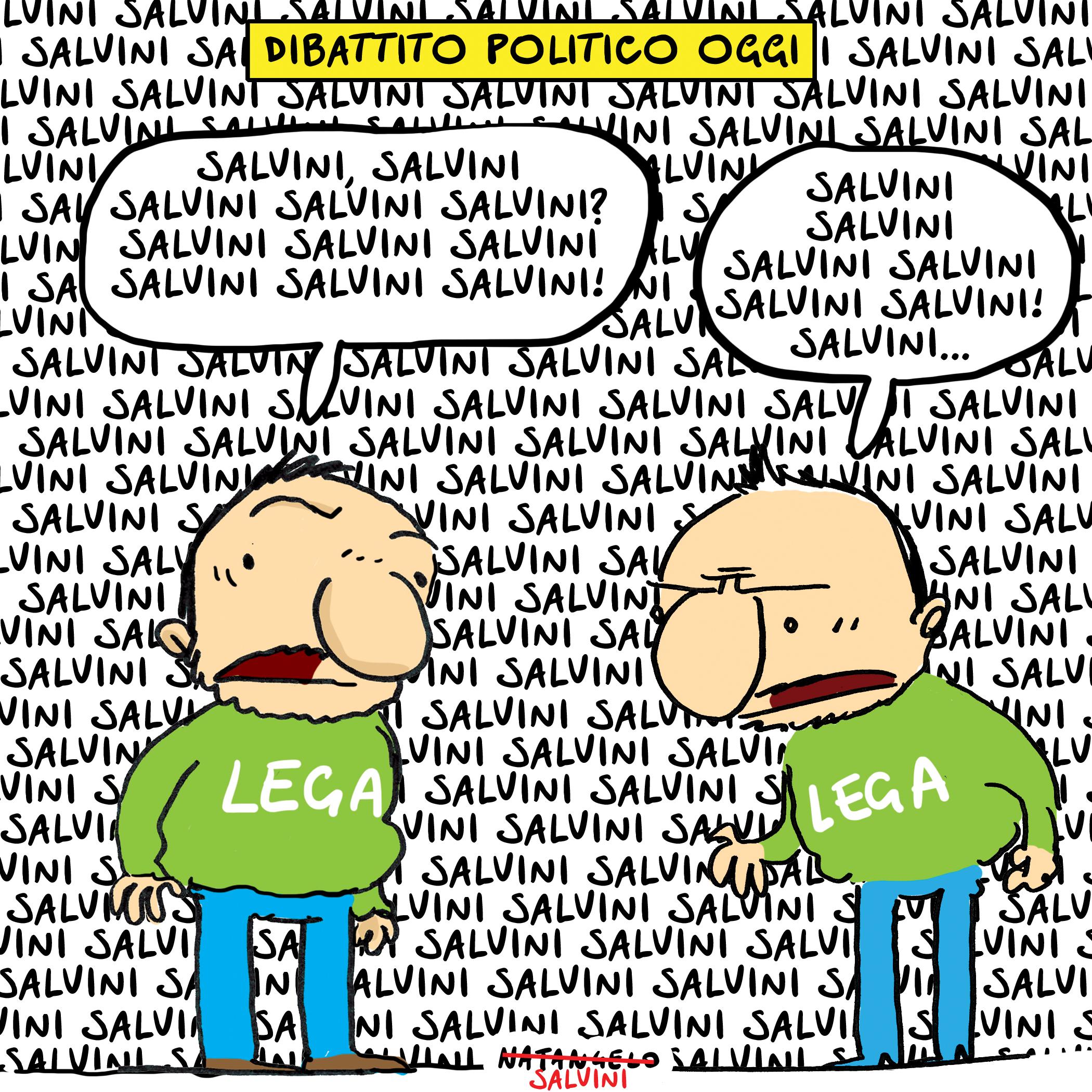 Salvini Salvini Salvini