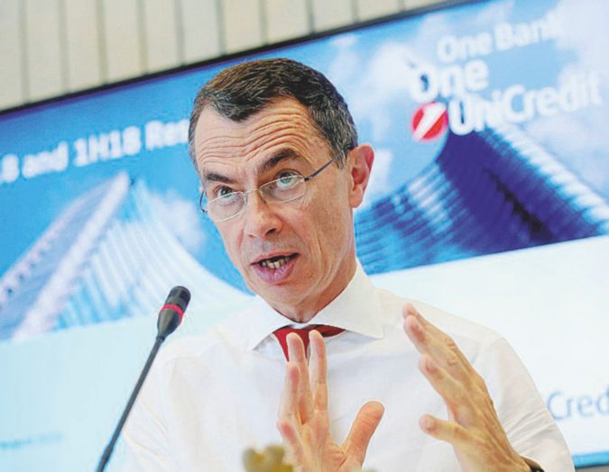 Unicredit  pensa a Commerz, ma Berlino non vuole