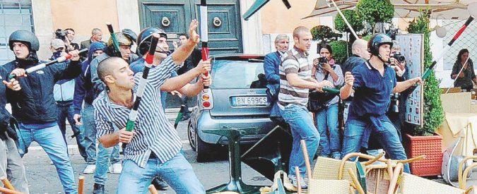 È sparito il processo ai capi di CasaPound e all'editore di Salvini