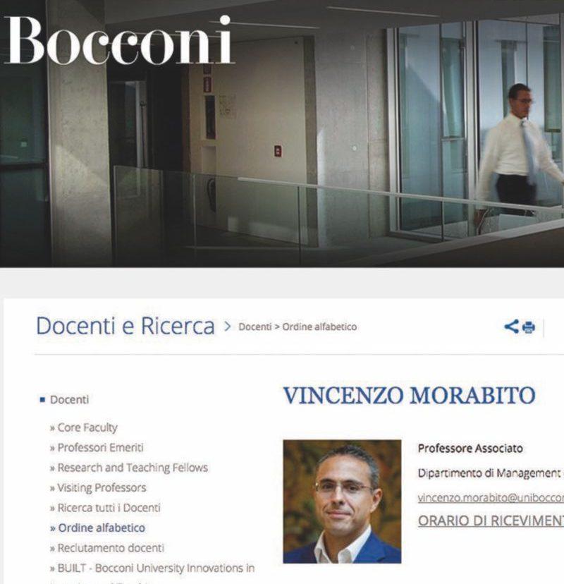 Appalti Milano, il prof della Bocconi e il nipote del boss fanno affari insieme
