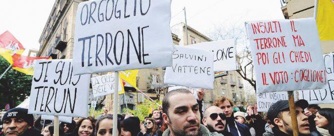 Salvini diserta il comizio (e un'altra contestazione)