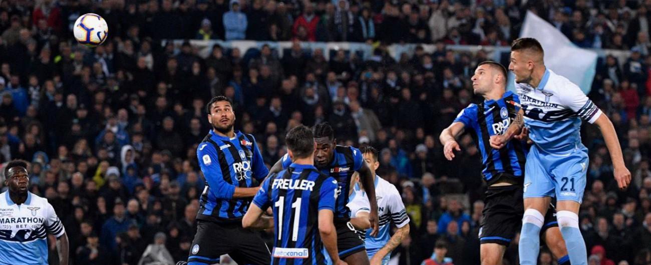 Coppa Italia, trionfa la Lazio: Milinkovic Savic e Correa piegano l'Atalanta in finale