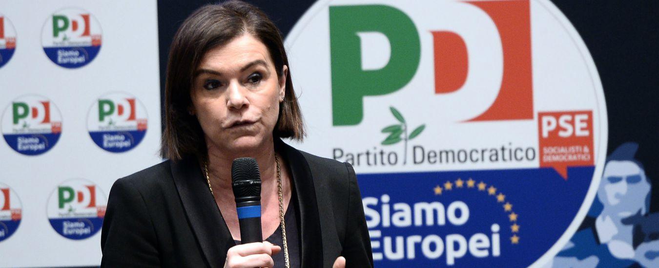 """Europee, candidata Pd Gualmini manda messaggio elettorale a mailing list universitaria. Rettore: """"Grave leggerezza"""". Lei si scusa"""