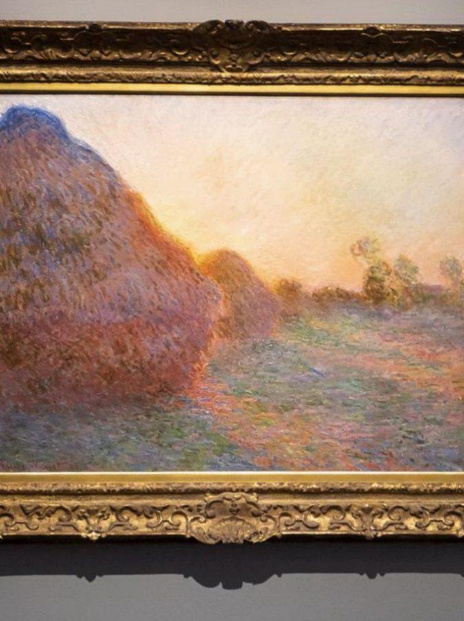 Claude Monet, un quadro della serie 'I covoni' è stato venduto all'asta per più di 110 milioni di dollari. Record per un dipinto impressionista