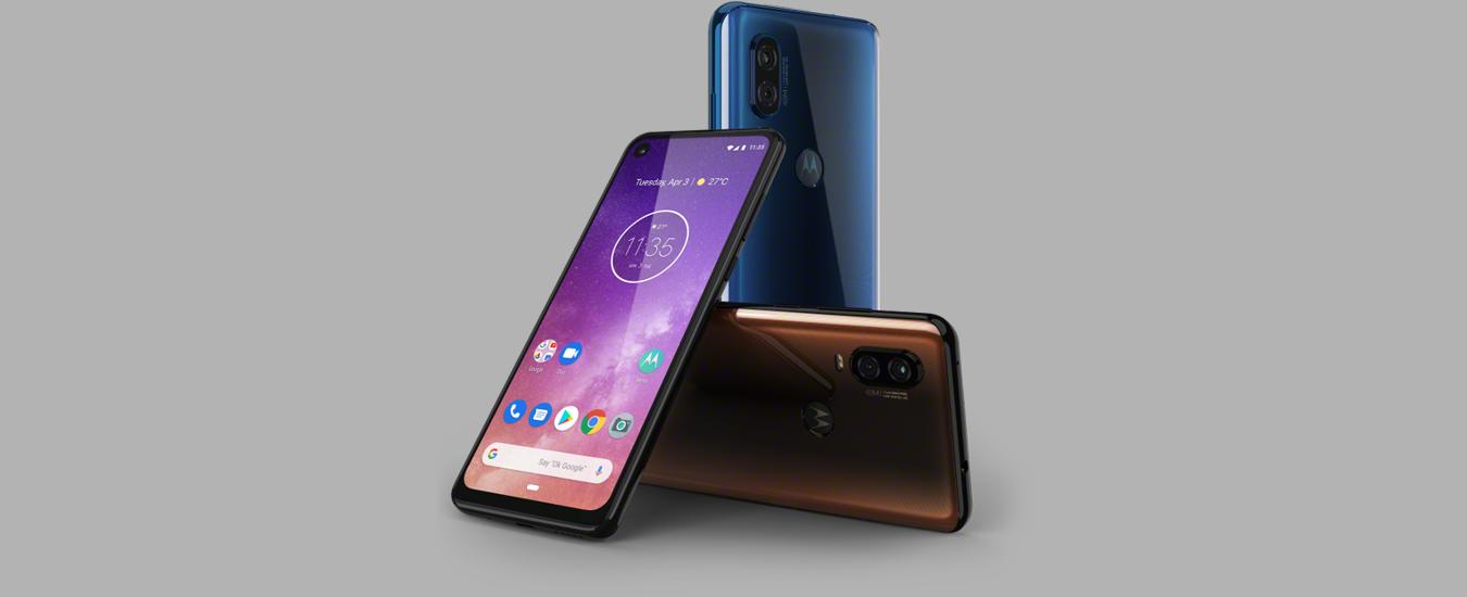 Motorola One Vision, fotocamera da 48MP e schermo a 21:9 per il nuovo smartphone di Motorola – anteprima