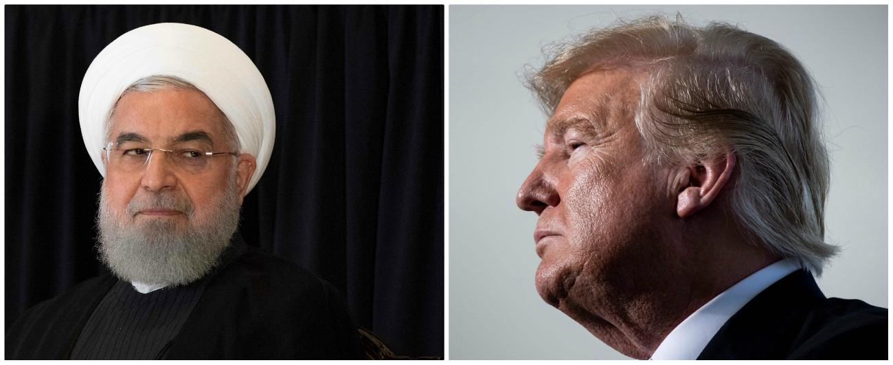 """Iran, Trump ferma i caccia 10 minuti prima dell'attacco: """"Rischio 150 morti"""". Alitalia e altre compagnie deviano rotte"""