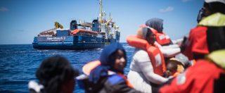 """Migranti, nave Sea Watch ha soccorso 65 persone: """"Malta, Libia, Italia e Olanda non ci rispondono"""""""