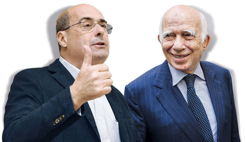 Sul Fatto del 15 Maggio – Zingaretti vede il condannato andreottiano, che appoggia i dem