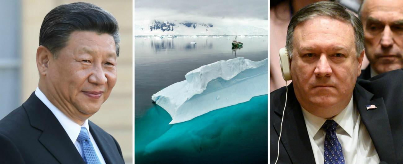 Artico, Usa critici su mire espansionistiche della Cina. Nuove rotte marittime, gas e petrolio: tutti gli interessi di Pechino
