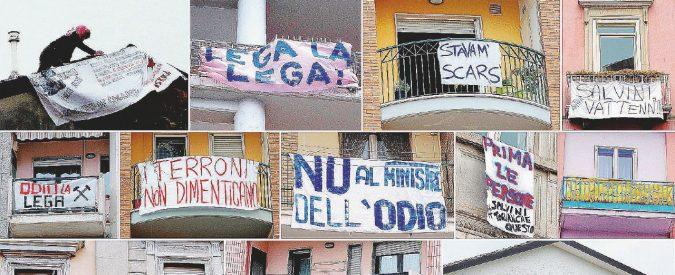 La rivolta delle lenzuola dal Sud arriva a Milano