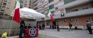 CasaPound e Forza Nuova, 65 indagati a Roma per i disordini a Casal Bruciato e Torre Maura. Tra i reati odio razziale
