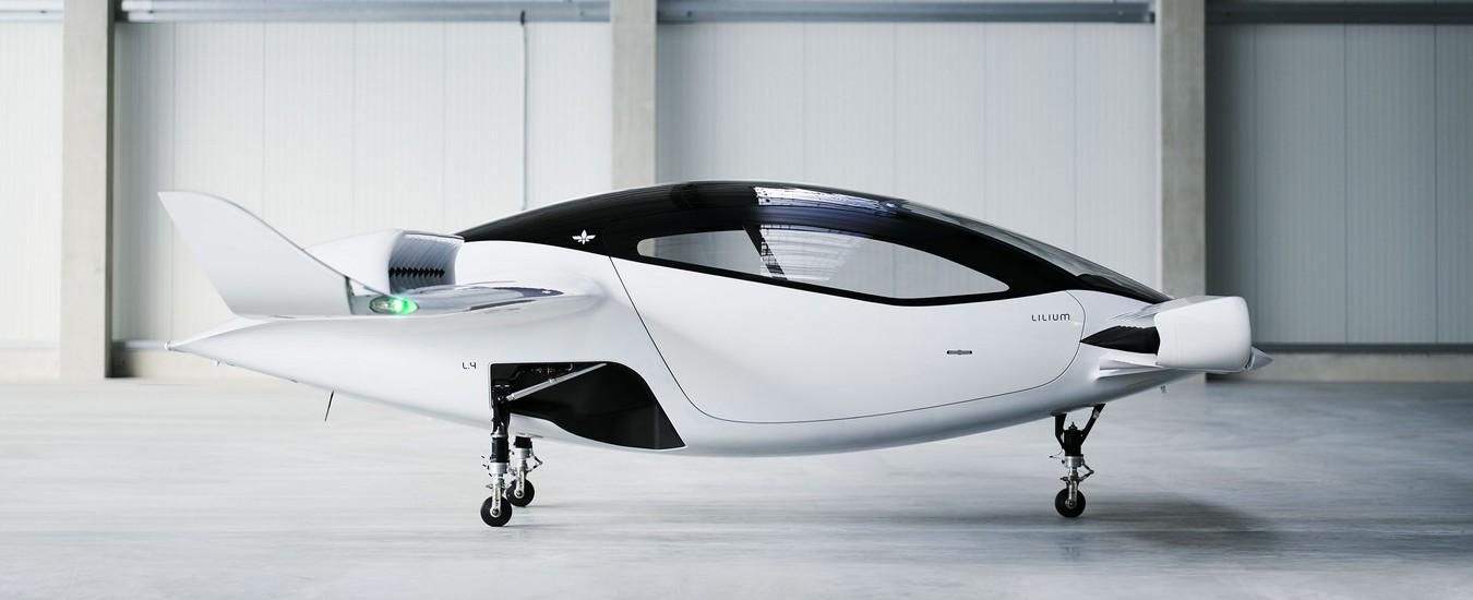 Il taxi volante elettrico di Lilium ha spiccato il volo in Germania, entrerà in servizio nel 2025