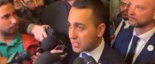 """Governo, Di Maio: """"Avanti a lavorare per cose concrete ma noi sulla corruzione siamo intransigenti"""""""