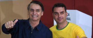 """Brasile, Veja: """"Figlio presidente Bolsonaro indagato con altri 94. Si appropriava di denaro pubblico e lo riciclava"""""""